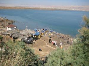 Dead Sea Floatin